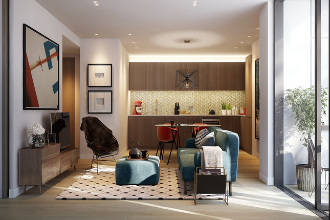 Thumbnail Flat for sale in 145 City Road, London