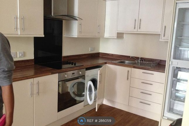 Thumbnail Flat to rent in Upper Parliament Street, Nottingham