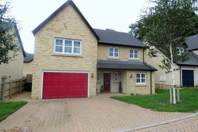 Thumbnail Detached house for sale in Dutton Drive, Lancaster