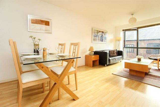 Thumbnail Flat to rent in Copper, 1 Marshall Street, Leeds