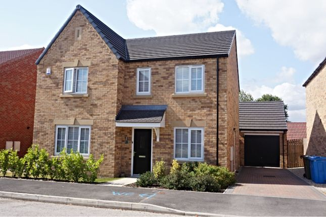 Thumbnail Detached house to rent in Chatsworth Drive, Elloughton