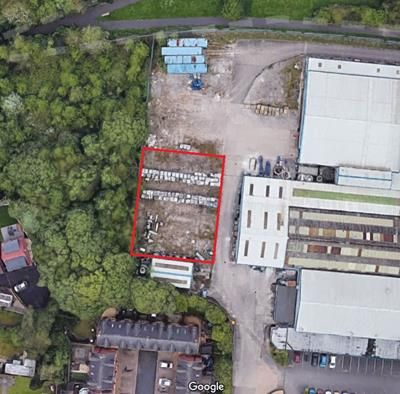 Thumbnail Land to let in Storage Compound, Silverdale Road, Newcastle Under Lyme, Staffordshire