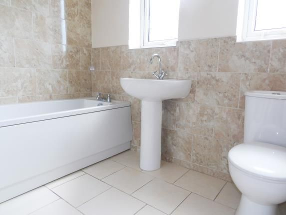 Bathroom of Cradley Drive, Middlesbrough TS5
