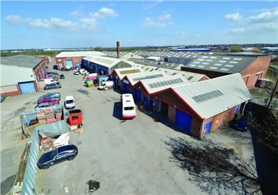 Thumbnail Light industrial to let in Unit 9C, Chesterbank Business Park, River Lane, Saltney, Chester, Flintshire