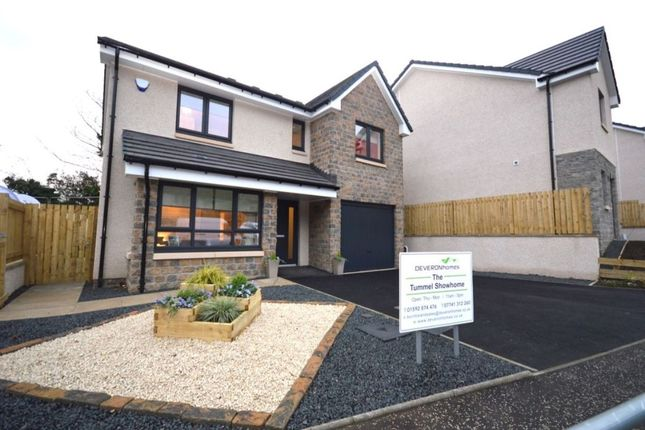 Thumbnail Detached house for sale in Grange Road, Burntisland