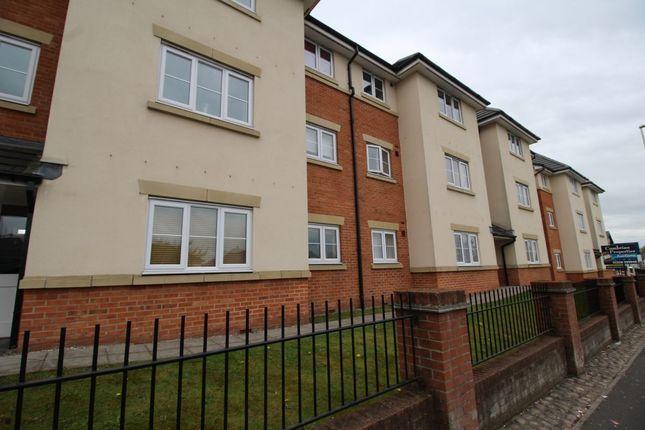 Thumbnail Flat to rent in London Road, Carlisle