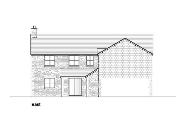 4 bed detached house for sale in Railway Crescent, Darite, Liskeard PL14