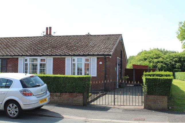 Thumbnail Bungalow for sale in Campbell Street, Farnworth