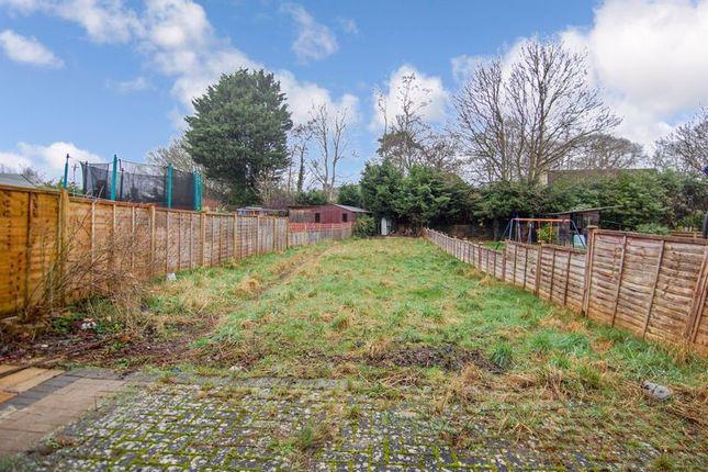 Garden of Cherwell Avenue, Kidlington OX5