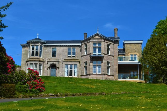 Thumbnail Flat for sale in Braeholm, 31 East Montrose Street, Helensburgh, Argyll And Bute