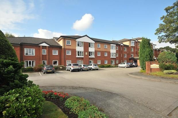 2 bed flat for sale in Undercliffe House, Dingleway, Appleton, Warrington