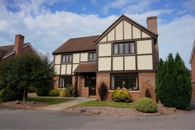 Thumbnail Detached house for sale in Manor Farm, Shrewsbury