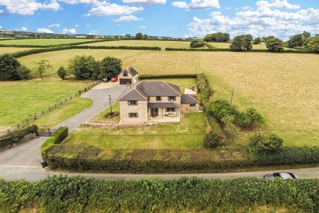 Thumbnail Detached house for sale in Welsh St Donats, Cowbridge, The Vale Of Glamorgan