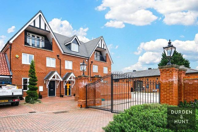 Thumbnail End terrace house for sale in Bansons Mews, Ongar