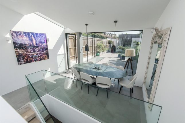 Thumbnail Terraced house for sale in Pulborough Road, Southfields, London
