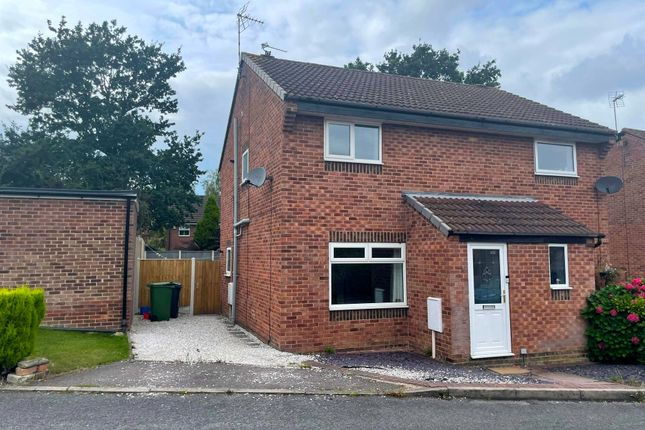Thumbnail Semi-detached house to rent in Boughton Drive, Swanwick