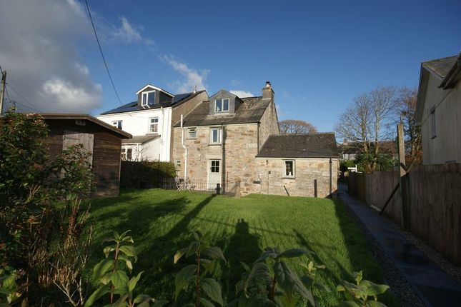 Thumbnail Semi-detached house for sale in Mount, Bodmin
