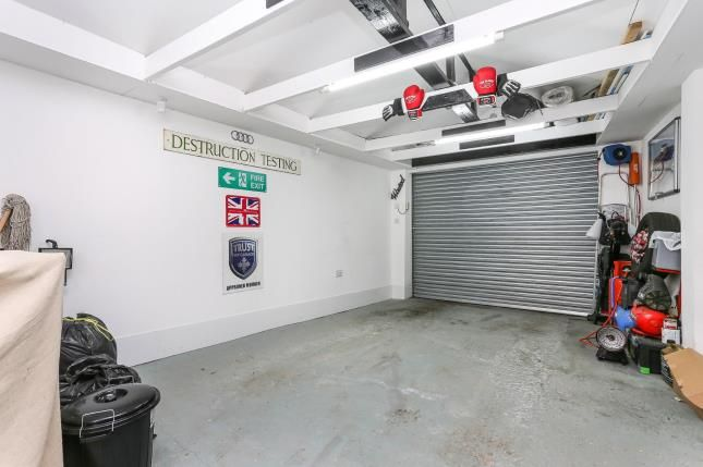 Rear Garage of Old Bromford Lane, Hodge Hill, Birmingham, West Midlands B8