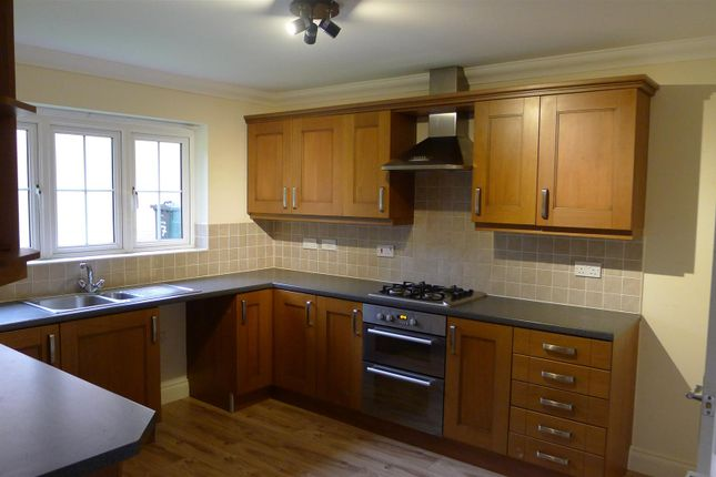 Thumbnail Detached house to rent in Mill Vale, Newburn, Newcastle Upon Tyne