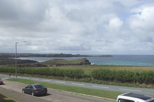 Thumbnail Flat to rent in Watergate Road, Newquay