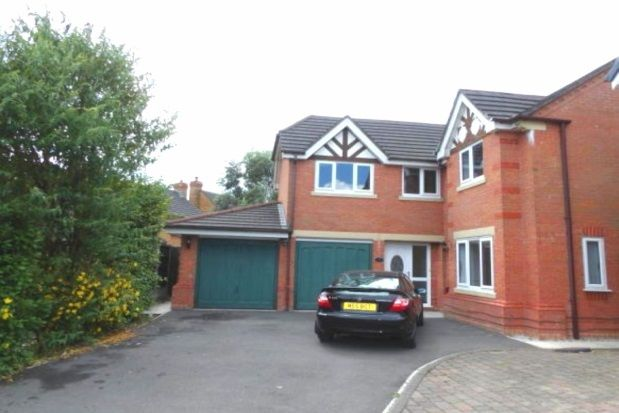 Thumbnail Detached house to rent in Portfield Close, Bolton