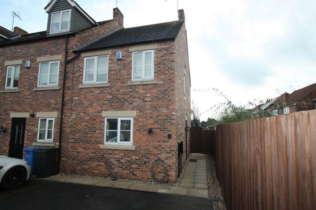Thumbnail Semi-detached house to rent in Bursar Way, Long Eaton