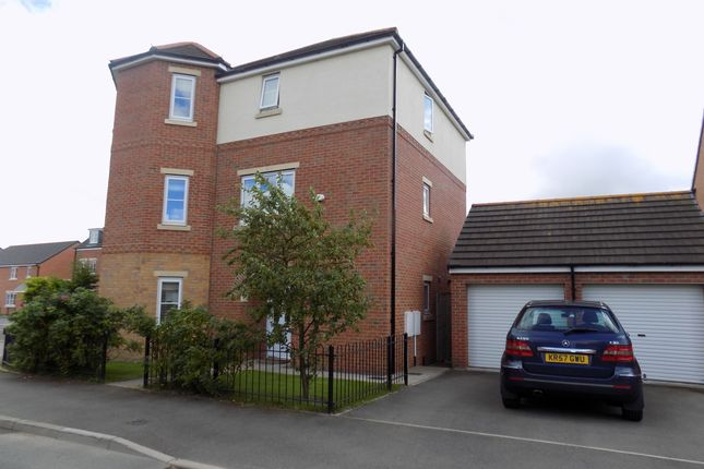Thumbnail Detached house to rent in School Street, Darlington