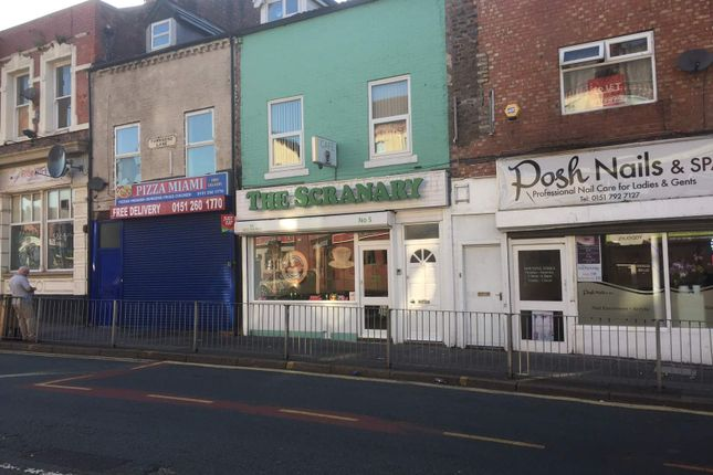 Restaurant/cafe for sale in Liverpool L6, UK