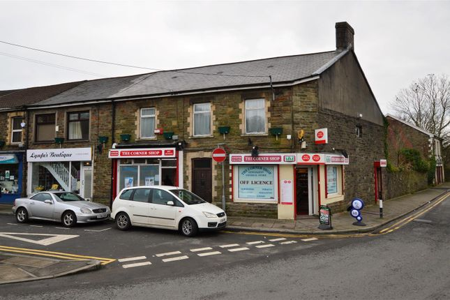 Thumbnail End terrace house for sale in The Square, Llanharan, Pontyclun