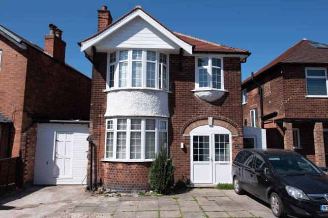 Thumbnail Detached house for sale in Morley Road, Nottingham