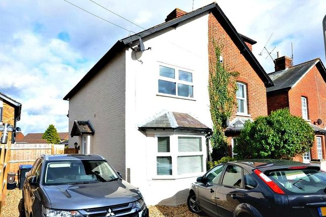 Thumbnail Semi-detached house for sale in Almond Road, Burnham, Buckinghamshire