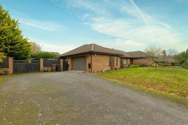 Thumbnail Detached bungalow for sale in Whitegates, West Hunsbury, Northampton
