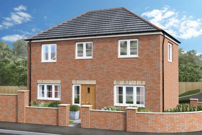 Thumbnail Detached house for sale in Plot 15, Humber View, Barton-Upon-Humber