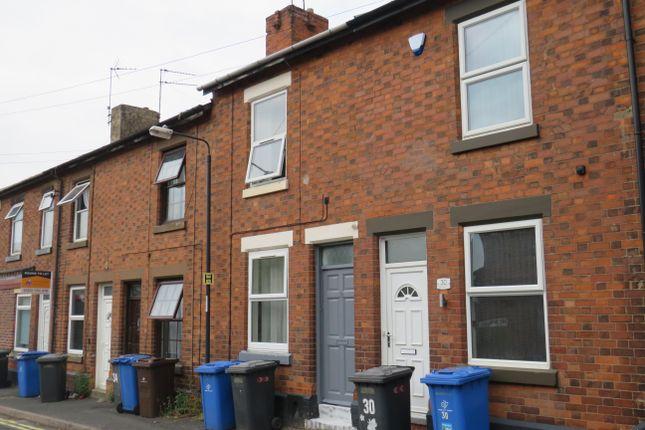 3 bed terraced house to rent in Selborne Street, Derby DE24