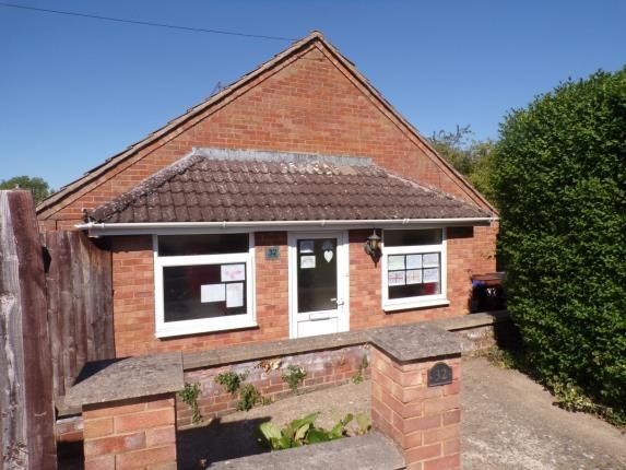 Thumbnail Bungalow for sale in Firsview Drive, Duston, Northampton, Northamptonshire