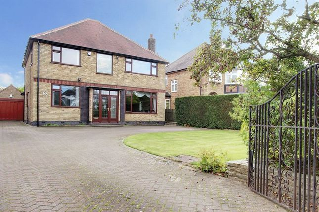 Thumbnail Detached house for sale in Tranby Lane, Anlaby, Hull