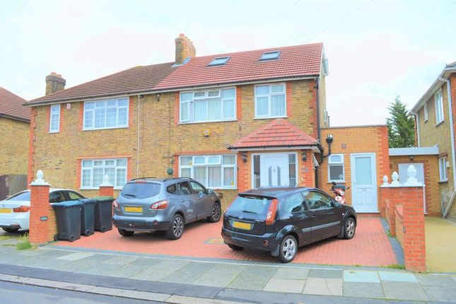 Thumbnail Semi-detached house for sale in Sweet Briar Grove, London