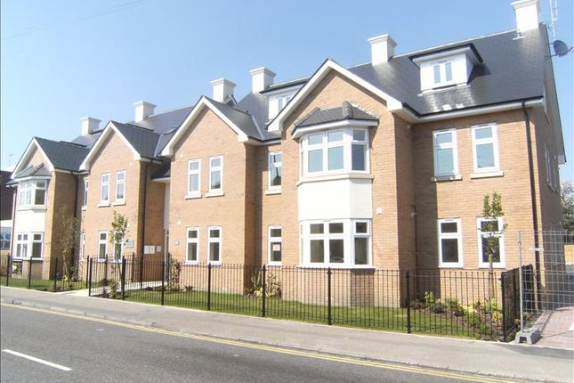 Thumbnail Flat to rent in Alma Road, Winton, Bournemouth