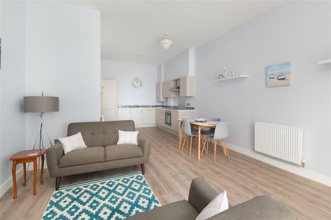 Thumbnail Flat for sale in Cliffe Villas, Edgar Road, Margate