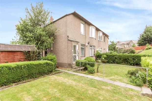 Thumbnail Flat for sale in Fintry Drive, Kings Park, Glasgow