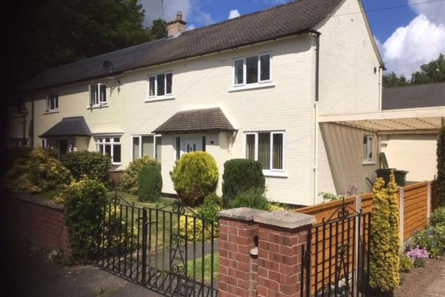 Thumbnail Semi-detached house to rent in Faustin Hill, Plains Road, Carlisle