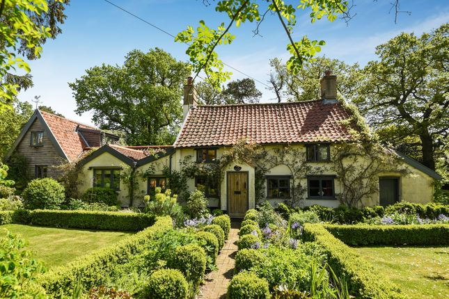 Thumbnail Cottage for sale in Shop Street, Whinburgh, Dereham