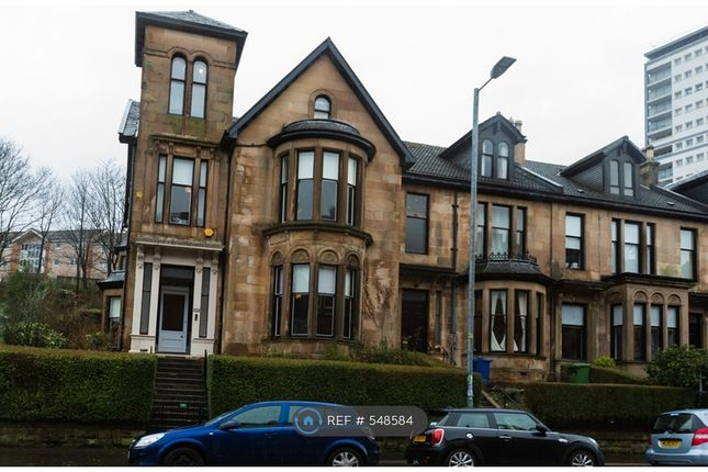 Thumbnail End terrace house to rent in Broomhill Drive, Glasgow