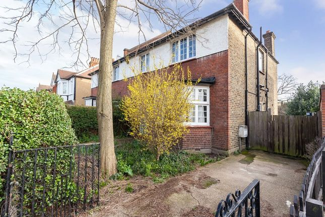 Thumbnail Semi-detached house for sale in Lynton Road, London