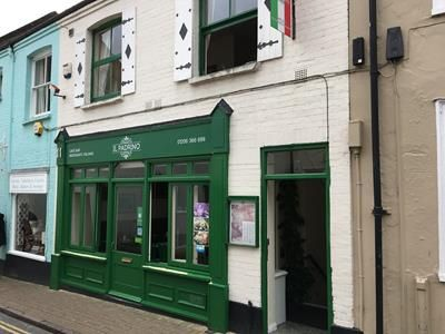 Thumbnail Restaurant/cafe to let in Church Street, Colchester, Essex