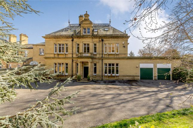 Thumbnail Detached house for sale in Woodlands Hall, West Avenue, Roundhay, Leeds, West Yorkshire
