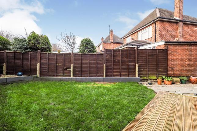 Garden of Charlecote Drive, Wollaton, Nottingham, Nottinghamshire NG8