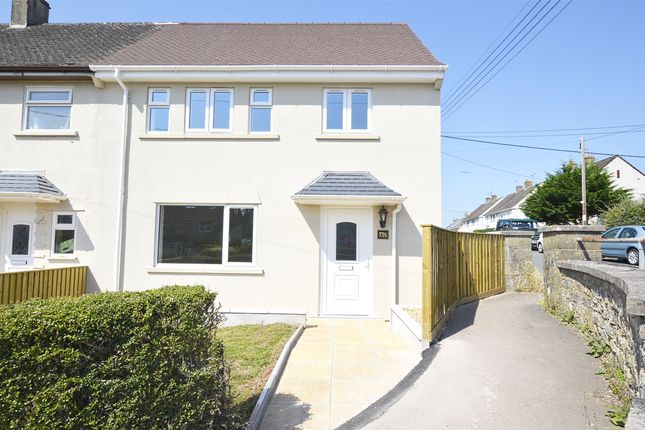 Thumbnail End terrace house for sale in Paulton Road, Midsomer Norton, Radstock, Somerset
