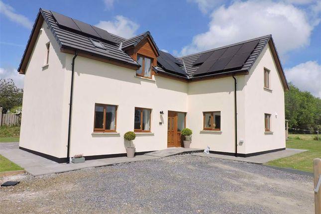Thumbnail Detached house for sale in Maes Elwyn John, Reynalton, Pembrokeshire