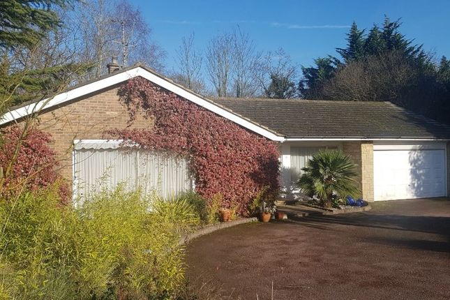 Thumbnail Bungalow for sale in Kerri Close, Arkley, Hertfordshire